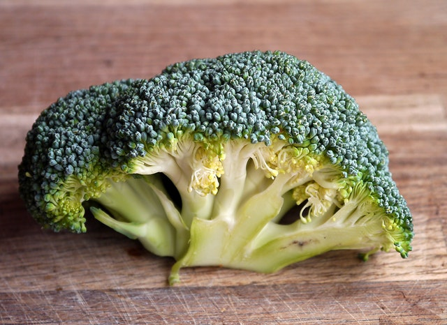 broccoli is good for skin